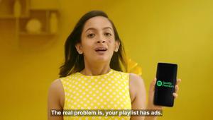 Spotify Premium - Ads