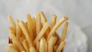 McDonald's - Napkins/Wrapper/Sauce Portfolio/Trust Me
