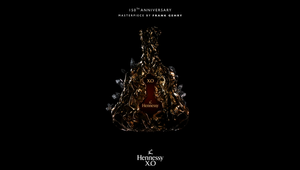 Hennessy X.O 150th anniversary