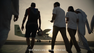Etisalat - The Freefall