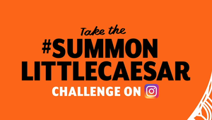 #SummonLittleCaesar