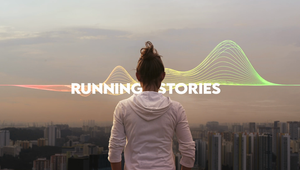 Running Stories - Lockup Wave