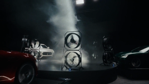 Maserati 'Tornado Ex Machina'