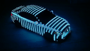 Lexus 'Lit IS'