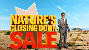 BORN FREE FOUNDATION LAUNCHES 'NATURE'S CLOSING DOWN SALE'  WITH POWERFUL NEW CAMPAIGN CREATED BY ENGINE