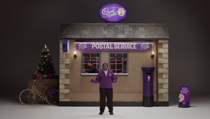 VCCP - Cadbury's Secret Santa Intro