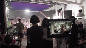 Virtual Production reel 2020
