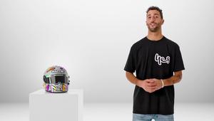 Win Dan's Helmet