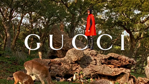 Gucci, 'So Deer To Me' Commercial, 2020