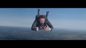 'Sky Dive' Whatever the mission - Enterprise