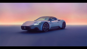 Jack Williams - Maserati: The First Of Its Kind