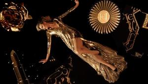 Carolina Herrera Campaign 'Good Girl' featuring Karlie Kloss
