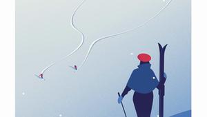 LOLA MullenLowe - Magnum Ski