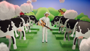 Burger King - Cows Menu
