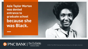 PNC Black History Month - Azie Taylor Morton