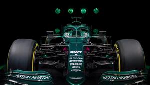 Aston Martin | F1 Car Launch