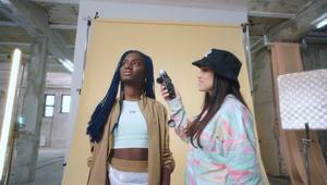 Zalando x Adidas | #ShareHerPower | Oumi Janta & Katharina Hingst