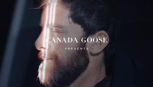 "Canada goose ""Live in the Open - Aldo Kane"""