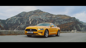 """Ford Mustang """"Performance and Efficiency"""""""