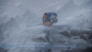 Progressive: The Climb