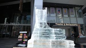 Bottega Veneta - Ice Sculpture (BTS)