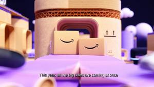 Amazon Holidays Campaign