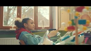 Vodafone 'The Irrepressible Girl'