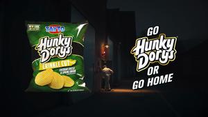 Hunky Dorys - The Crinkler 30sec