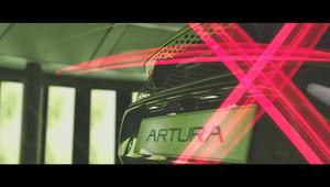 McLaren Artura Launch