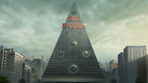 Bad Day at Big Pizza