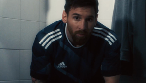 Adidas - Messi: The Legacy Continues