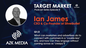 AZK Media Podcast Interview Excerpt Featuring Silverbullet CEO and Co-Founder Ian James