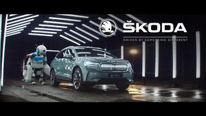 Fallon/Leo Burnett -  Skoda Enyaq - Sound Engineers Ben Leeves/Luke Isom