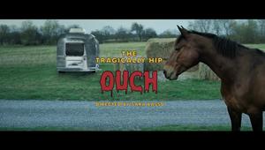 "Sara Basso - The Tragically Hip - ""Ouch"""
