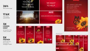 Avis campaign board