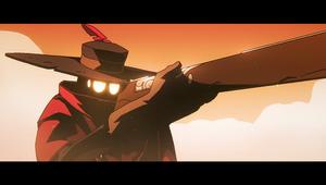 """Devolver Digital  """"Wizard with a gun"""""""