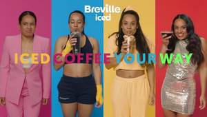 Breville: Iced Coffee