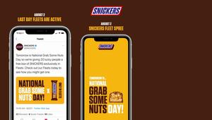 Snickers - Fleets