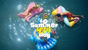 Pringles - Summer Canal