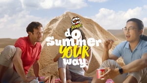 Pringles - Summer Lunch