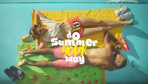 Pringles - Summer Broken