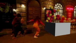 BBC Sounds - Flip Your Vibe - VFX Breakdown 1