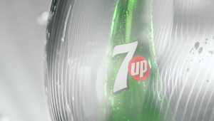7UP Clearly Refreshing