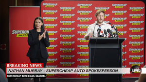 Press Conference 2_Supercheap Auto issues an apology