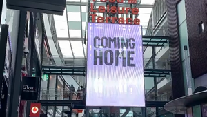 Shelter 'Coming Home is Everything' DOOH