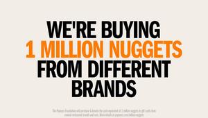 Popeyes - Million Nuggets