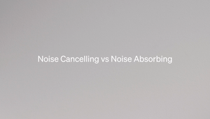 Life Is Better With Brick Episode 3 - Noise Cancelling vs Noise Absorbing