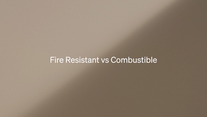 Life Is Better With Brick Episode 5 - Fire Resistant vs Combustible