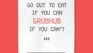 Grubhub OOH