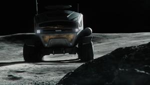 Bridestone - Moon Rover Tires